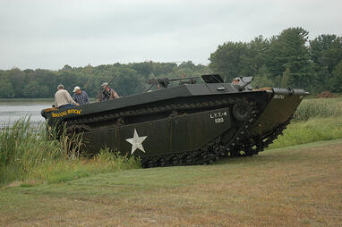 Bayou Amphibious Assault Vehicle