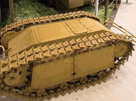 Germany's secret World War II weapon revealed at the Museum of American Armor