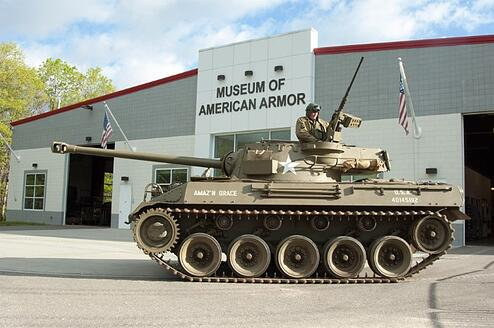 Military Museum Alliance will result in M18 Hellcat operating at the Museum of American Armor