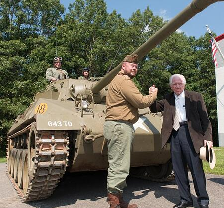 Museum of American Armor acquires the tanks and exhibits of a Connecticut based military museum