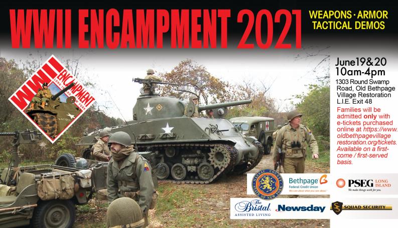 WWII Encampment 2021