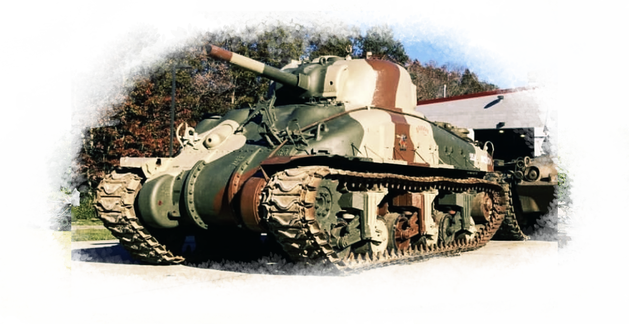 M42B1E9 Flamethrower Sherman